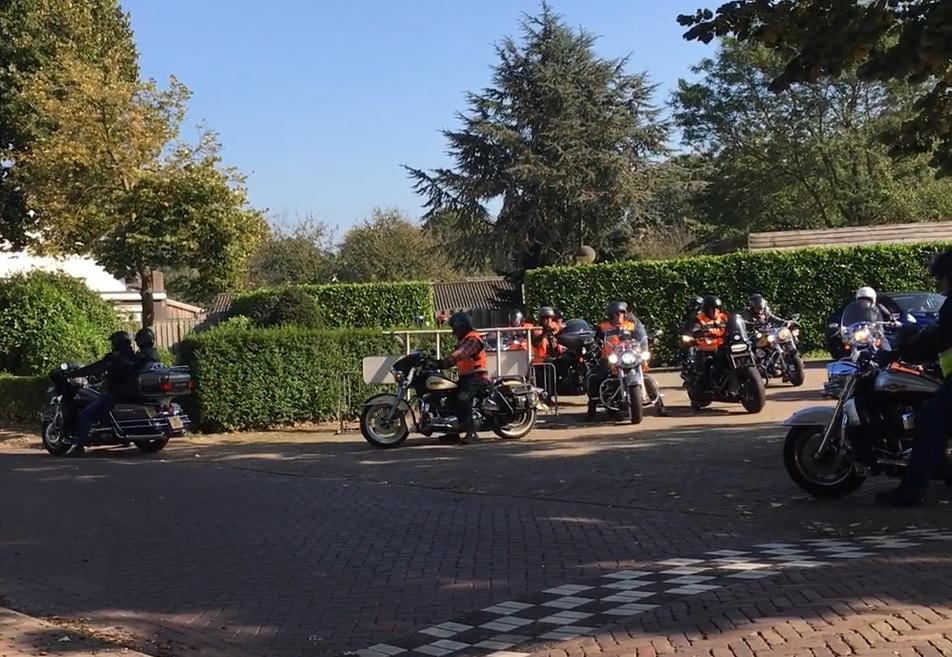 Jimmy's Ride bedankt onze Road Captains